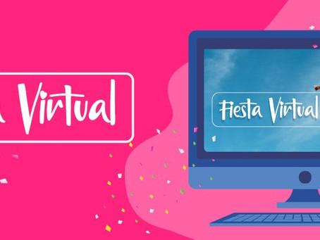 Iker y su fiesta virtual