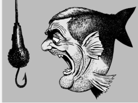 Por la boca muere el pez, y también AMLO
