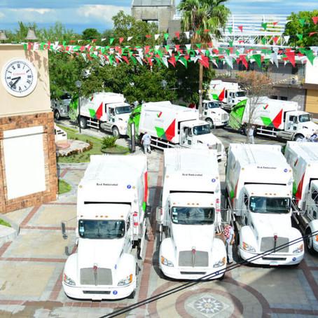 Garantiza Juárez la recolección con equipos seguros