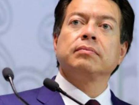 Mario Delgado,  el capitán