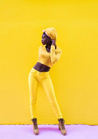 Yellow Vogue