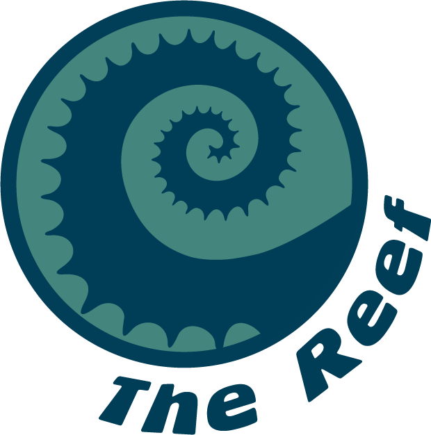 TheReef_logo_text below