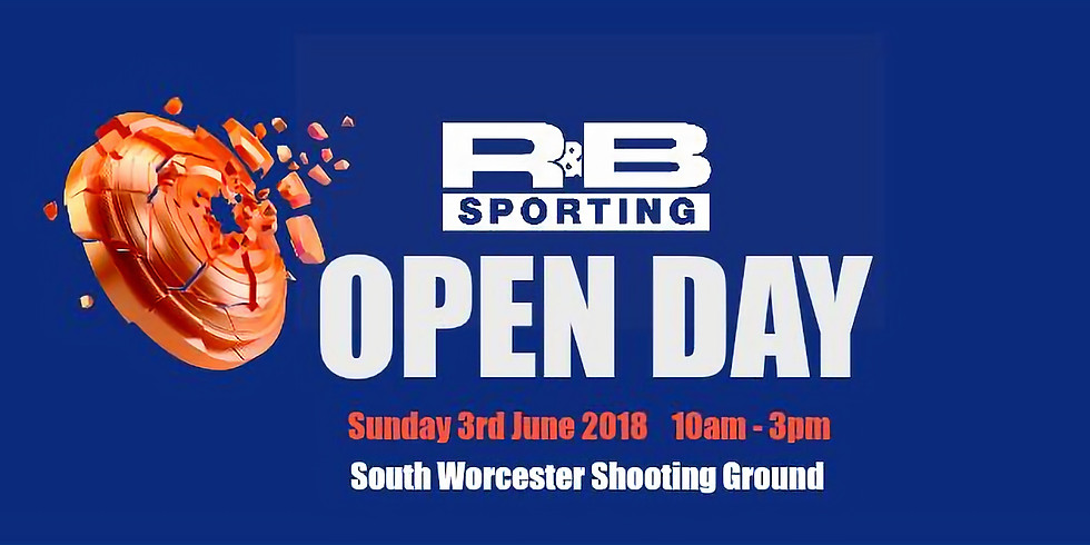 R&B Sporting OPEN DAY