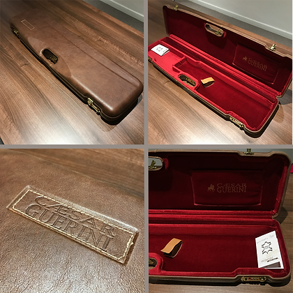 Caesar Guerini Leather Case - 30""
