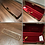 "Thumbnail: Caesar Guerini Leather Case - 30"""