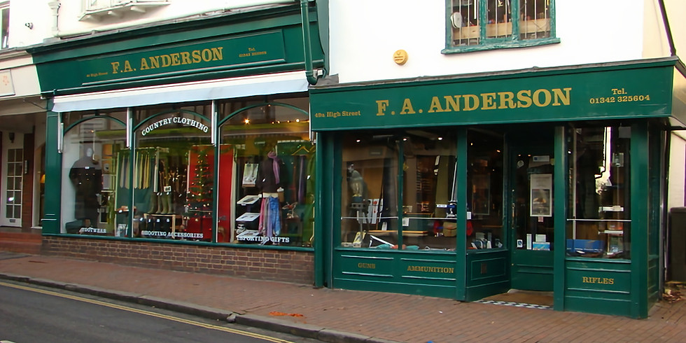 F.A Anderson Open Day