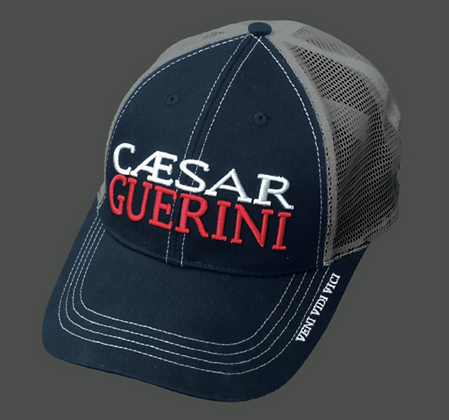 NEW: Caesar Guerini Navy Mesh Cap