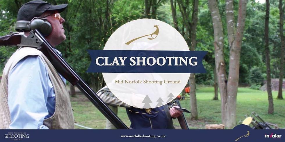 Mid Norfolk Shooting Ground Open Weekend!