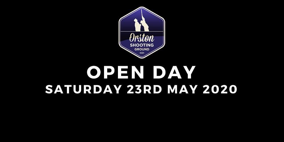 Orston Shooting Ground Open Day 2020