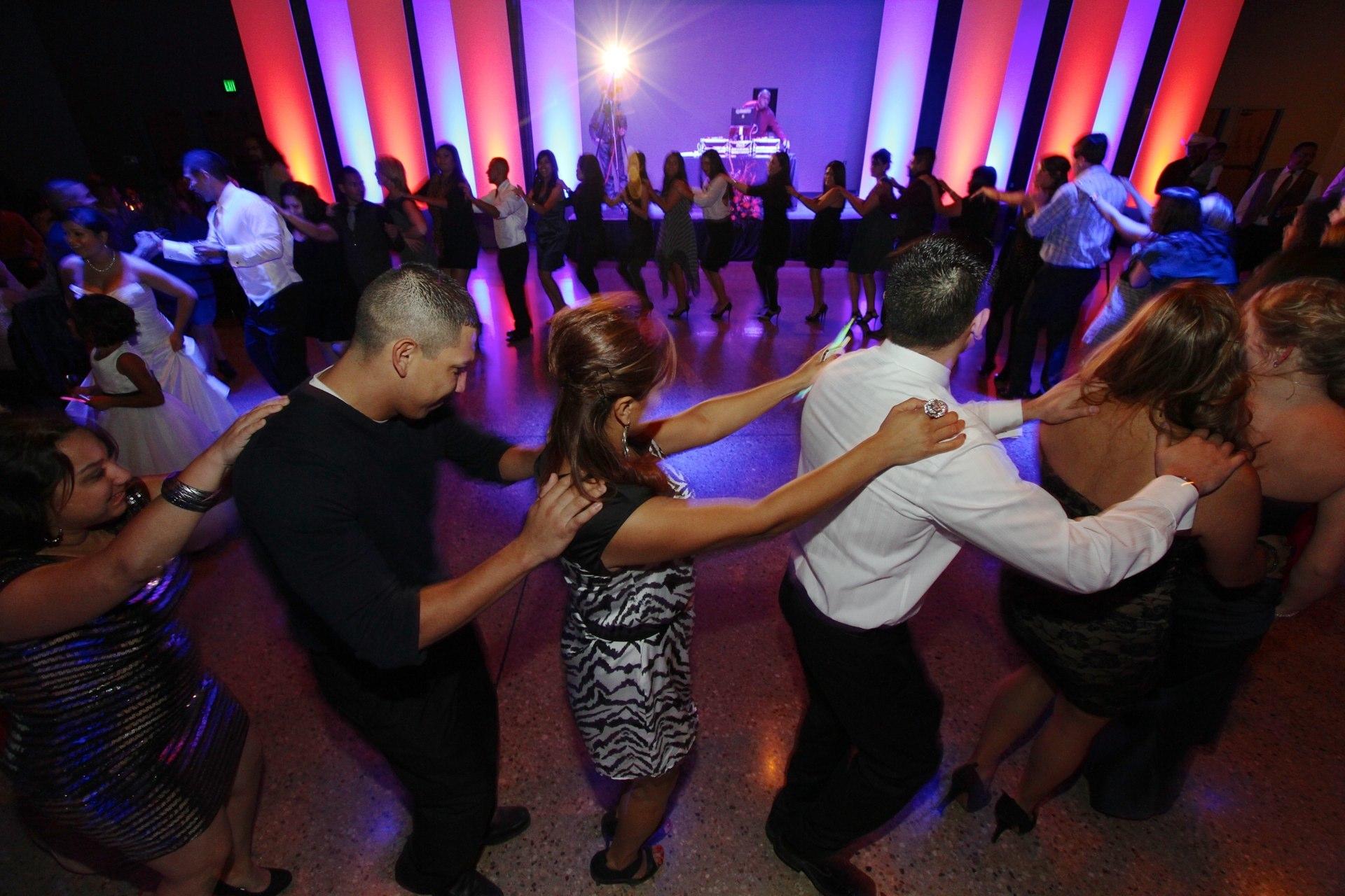 Everyone Danced!