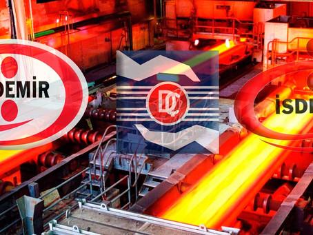 Çelik Fiyatlarındaki Yükseliş ve Aşı Haberlerinin Demir Çelik Hisselerine Etkisi (EREGL-KRDMA-ISDMR)