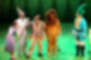 NMTC Wizard of Oz Newcastle Theatre Royal