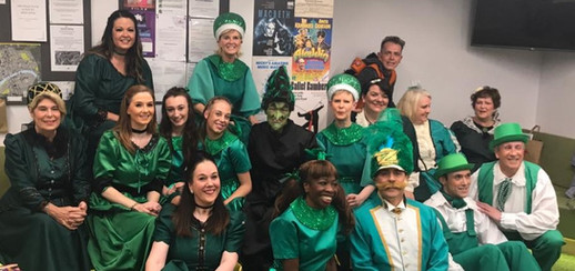 Newcastle Musical Theatre in Wizard of Oz
