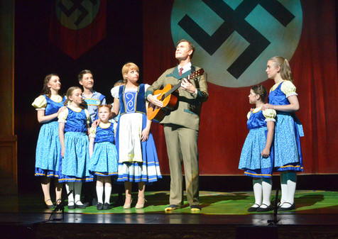 Newcastle Musical Theatre in Sound of Music