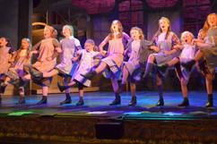 Newcastle Musical Theatre in Annie