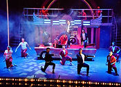 NMTC Grease Newcastle Theatre Royal