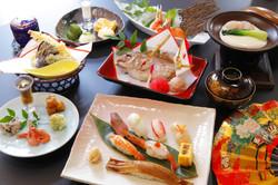 菊華の膳:お祝いコース