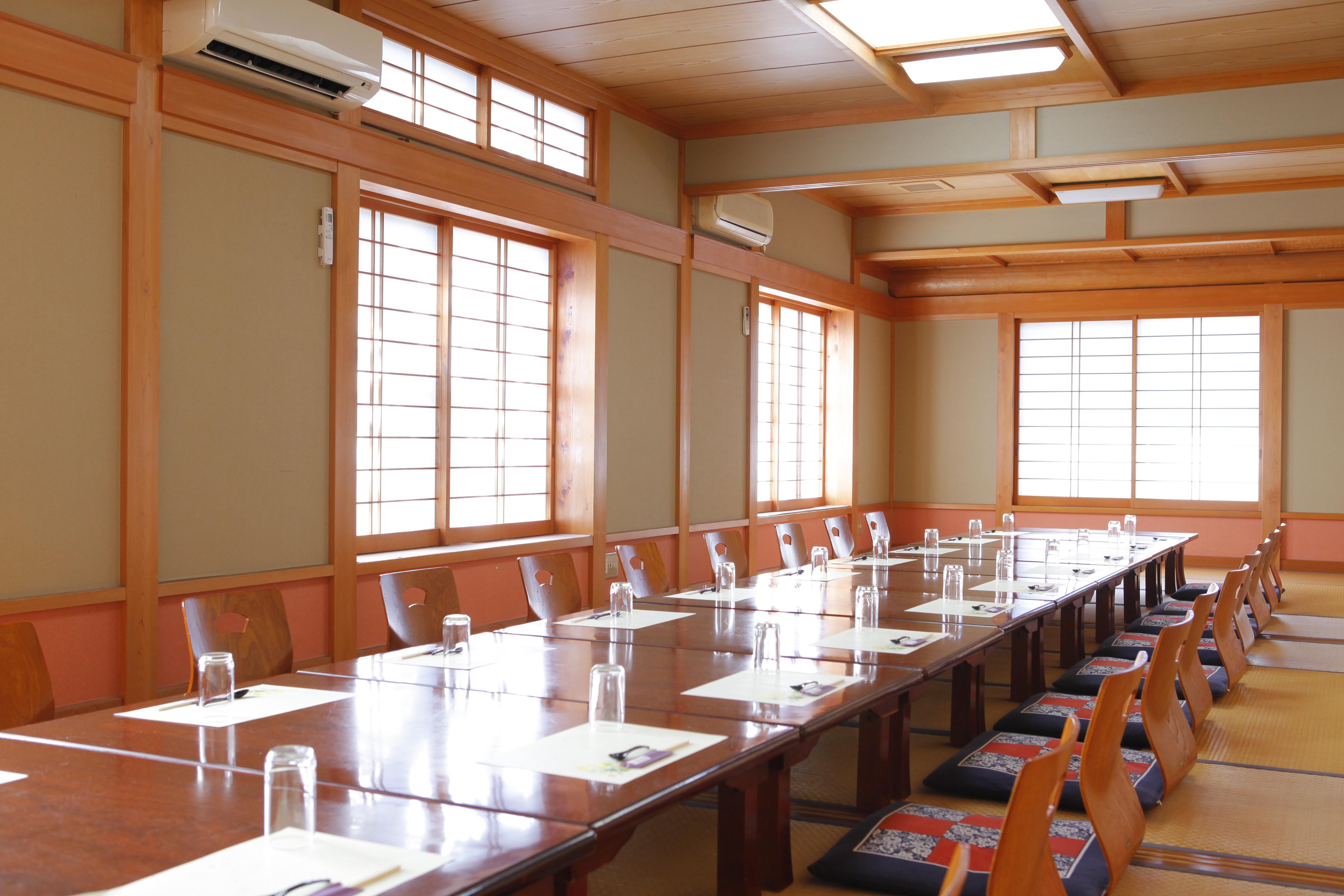 菊華の会席