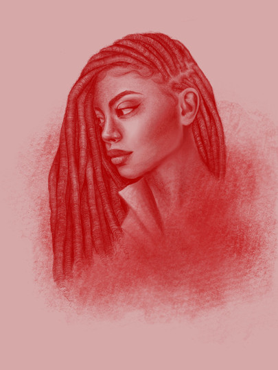 Portrait Study 01 - 2020