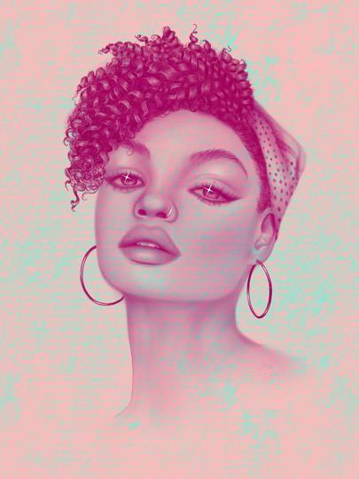 Portrait Study 03 - 2020