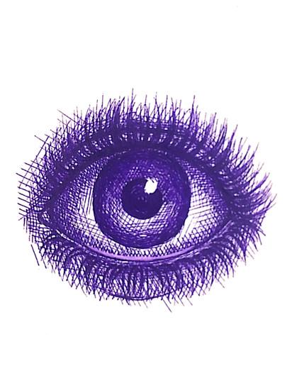 Eye Study 01 - 2018