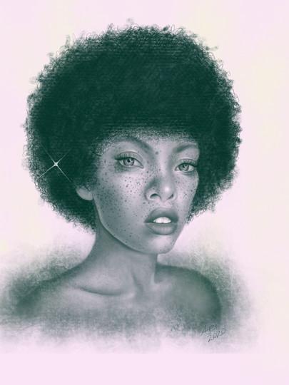 Portrait Study 02 - 2020