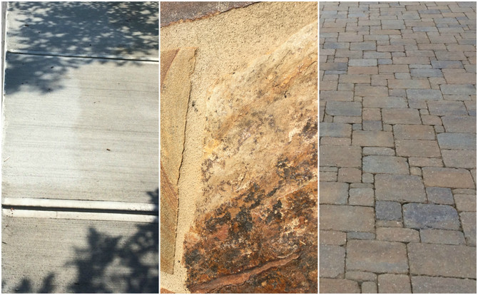 Concrete, Stone, or Pavers? Helping You Make the Decision