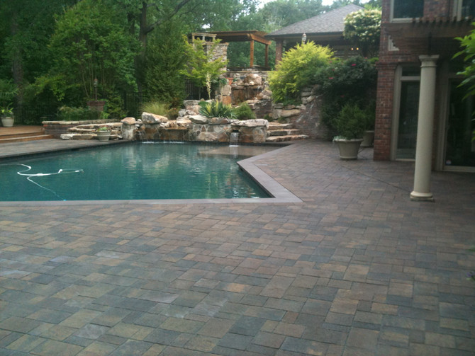 The Benefits of Pool Pavers
