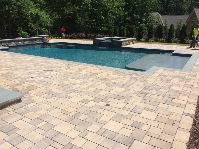 Add Zest to Your Outdoor Living with Brick Pavers