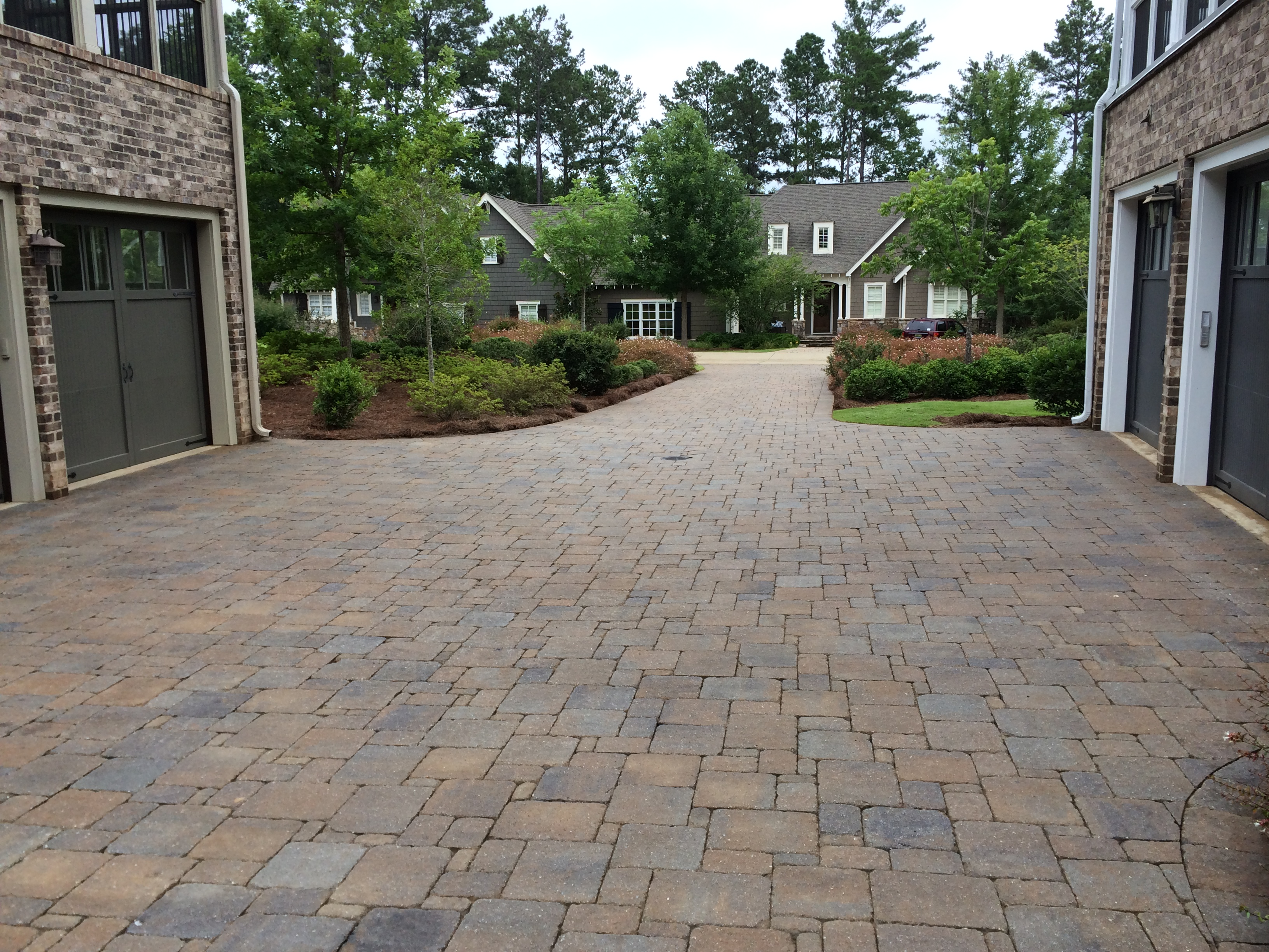Permeable Pavers? No Problem.