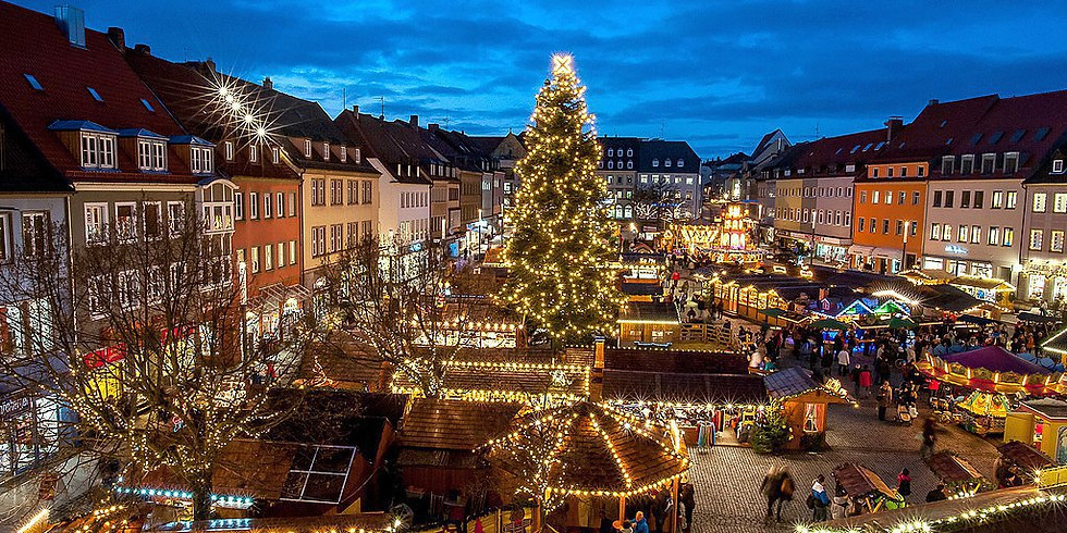 Weihnachtsmarkt 2021 Schweinfurt