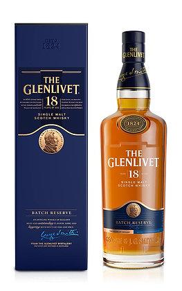 The Glenlivet 18 Years Single Malt 40% 700ML