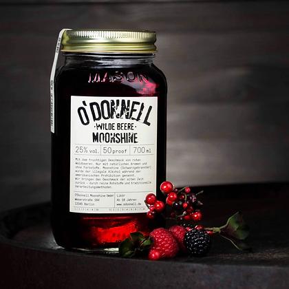 O'Donnell Moonshine -Wilde Beere- Likör 25%