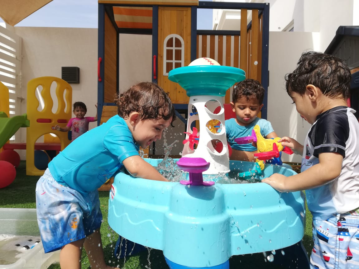 Messy Play 2018