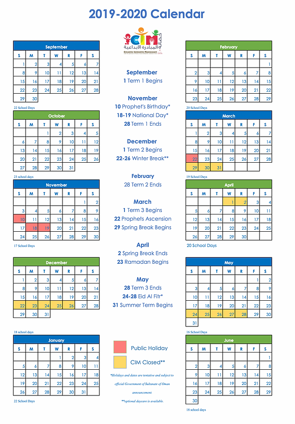 2019 - 2020 Calendar CIM.png