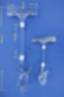 Clear clip, POP sign display, POP clear clip,