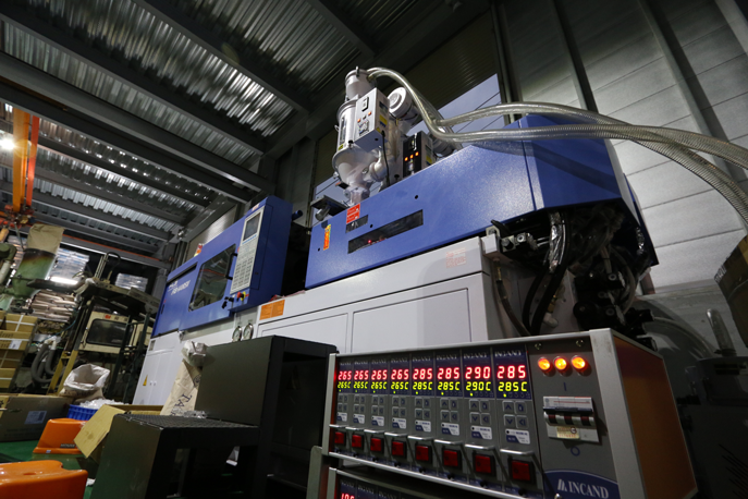 Energy Saving Injection Molding