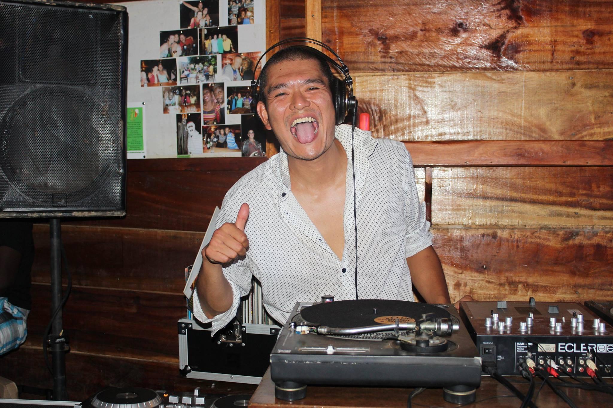DJ salut