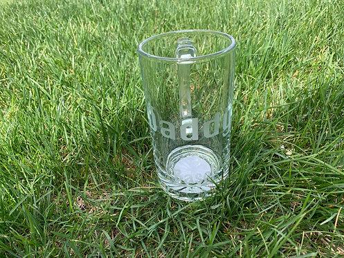Daddy beer mug