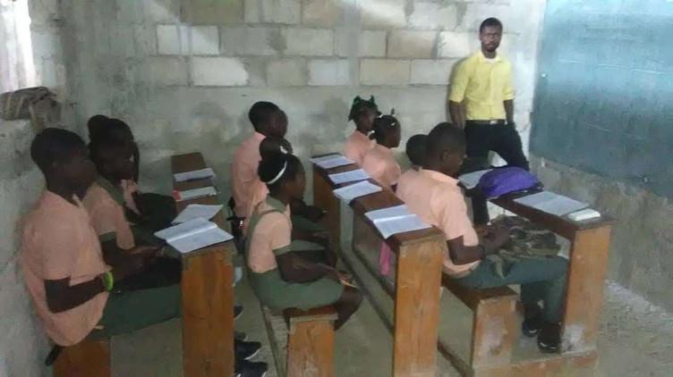 Haiti educação
