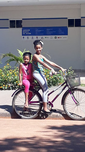 Passeio de bike SuperGreens Mato Grosso