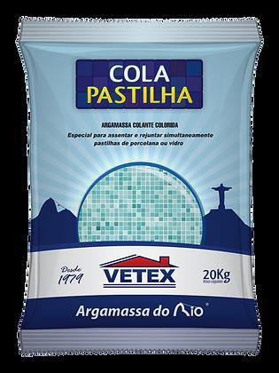 Cola Pastilha