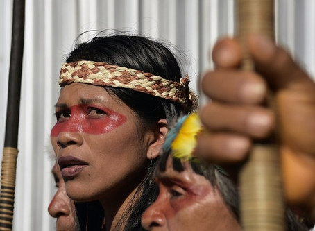 Victory for Waoroni Tribe in the Amazon