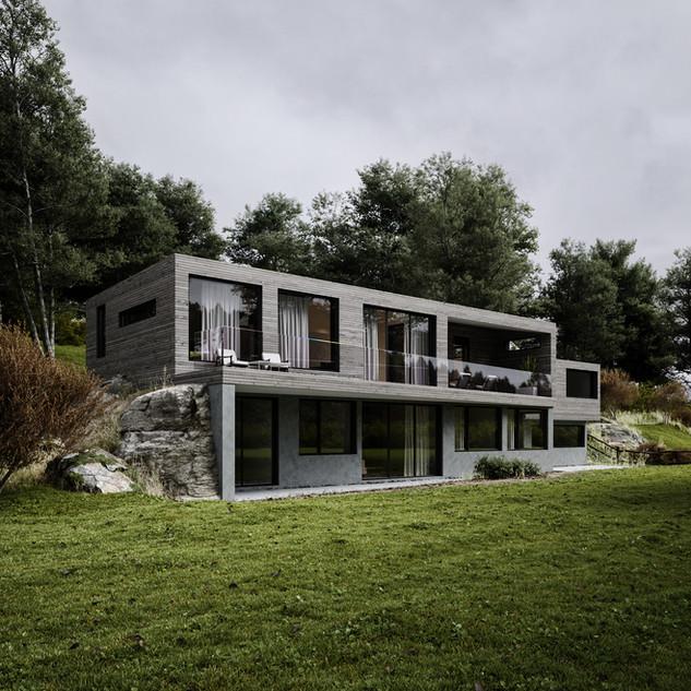 Villa Solbakken