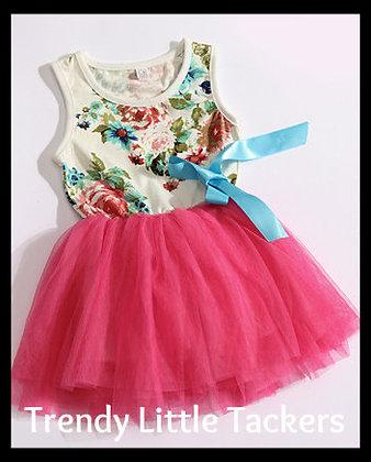 Sophia Pink Tutu Dress