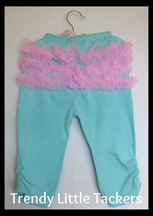 Michelle Ruffled Lace Petti Pants