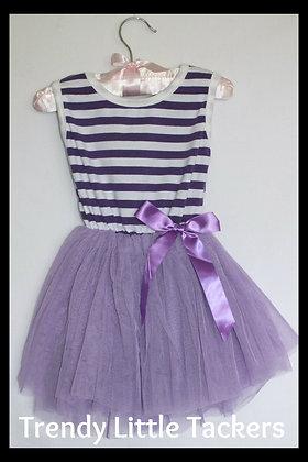Saphira Lavender Tutu Dress