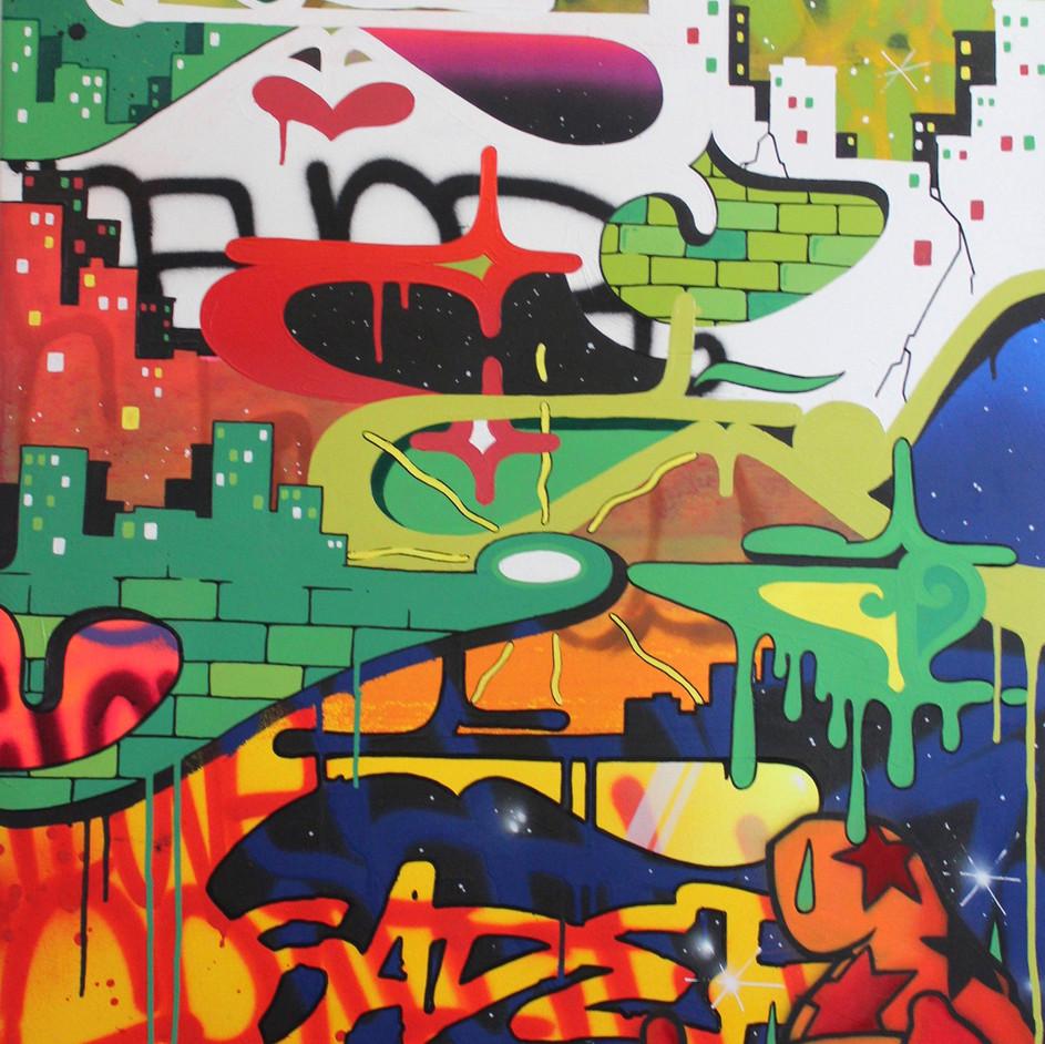 I love graffiti, I love Bodé