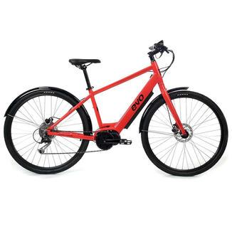 e-bike evo kallio red/silver  $2999