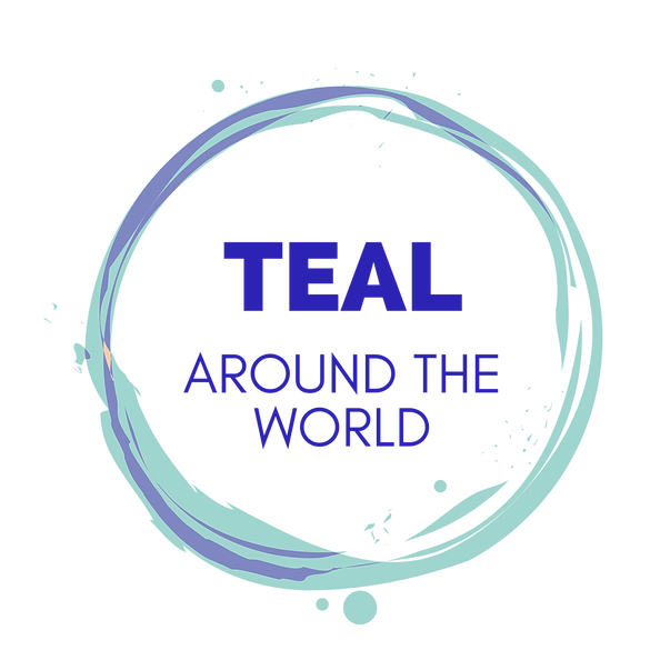 Teal Around the World Logo.png